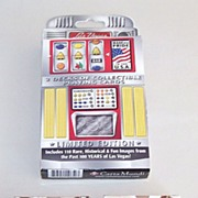 "Double Deck Carta Mundi ""Las Vegas History"" Playing Cards"