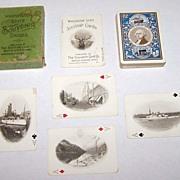 """The Souvenir Card Co. """"Washington State Souvenir Cards,"""" C.B. Strong Copyright, c.1899"""