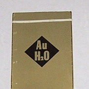 """Brown & Bigelow """"AuH20"""" (Goldwater for President?) Playing Cards, c.1966"""