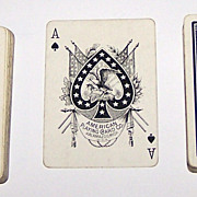 Double Deck American Playing Card Company (Kalamazoo) Playing Cards (52/52, No Jokers), Brand