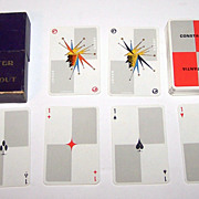 "Leonard Bierman's ""Constantia"" Playing Cards, Jean Garçon Designs, Ltd. Ed. (3000), c.1"