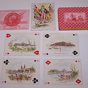 "Winters Art Litho ""Columbian Exposition"" Playing Cards, c.1893"