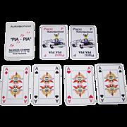 "Pia Pia ""Autorijschool"" Playing Cards, Ltd. Ed. (?/60), Jose Verwer and Netty Schipper Des"
