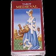 "Lo Scarabeo ""Medieval Tarot"" Tarot Cards, Guido Zibordi Marchesi Designs"