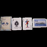 "Waddington ""Kerr-Silver Fleet"" Maritime Playing Cards, c.1930s"