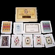 "Double Deck Fournier ""Ancient Civilisations"" Playing Cards, Celedonio Perellón Designs, c"
