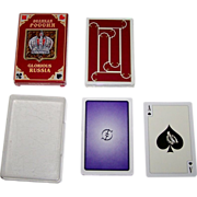 "2 Decks Grimaud Russia Themed Playing Cards, $15/ea.: (i) ""Glorious Russia"" c.1995; and .."