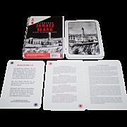 "Piatnik ""Alcatraz Inmate Slang"" Novelty (Oversize) Playing Cards, Golden Gate National Par"