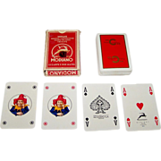 """Modiano Costa Line """"Linea C"""" Maritime Playing Cards, c.1975 (?)"""