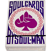 "SOLD Soul Mar, Inc. ""Soul"" Cards, c.1973"