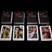 "4 Decks Piatnik ""Tamara Lempicka"" Playing Cards, $10/ea."
