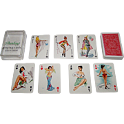 "Bielefelder ""Darling"" Pin-Up Playing Cards, Heinz Villiger Designs, c.1950s"