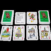 "Carta Mundi ""Bouwclub de Watertore"" Playing Cards, 11th Club Anniversary, Bergen op Zoom C"