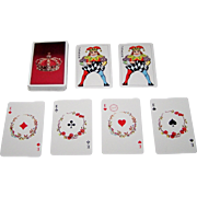"Esselte Obergs AB ""Vasa"" Playing Cards, c.1980s"