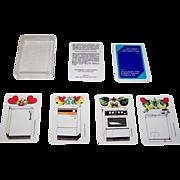 "Coeur ""VEB Kombinat Haushaltgerate"" Skat Playing Cards, Volker Hartmann Designs, c.1981"