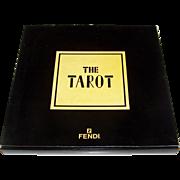 "SOLD Joking ""Fendi Tarot,"" Tarot Cards w/ Book, Tania Gori Designs, Limited Edition (2483/"