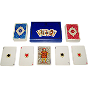 "SOLD Double Deck ASS ""Royal Gothic"" Playing Cards, Discovery Toys Publisher, Dondorf Cente"