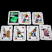 "Caspari (Holland) ""Green Heart"" Playing Cards, Green Heart Music Marketing and Sales, Arti"