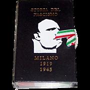 """Il Meneghello """"Storia del Fascismo"""" Playing Cards, Ltd. Ed. (¬¬¬___/2,000), Fasci"""