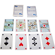 """Drukkerij Peter Gadellaa """"32 Speelkarten"""" Playing Cards, Limited Edition (__/500) c.1978"""