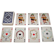 "SOLD Piatnik ""Allerfeinste Luxus-Whist"" Playing Cards, c.1950s"