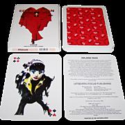 """Boom-Planeta """"Edland Man"""" Oversize Playing Cards, Uitgeverij Focus Publisher, Edland Man ."""