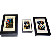 "Running Press ""The Key to the Kingdom"" Transformation Playing Cards w/ Book, Tony ..."