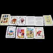 "Carta Mundi ""Multi Pass"" Playing Cards, Charcot Foundation Publisher, Various Artists Desi"