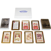 "Double Deck Carta Mundi ""W.D. & H.O. Wills"" Playing Cards, Company Bicentennial Celebratio"