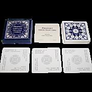 """SOLD D. L. R. """"Prophet Fortune Telling Cards,"""" c.1930"""
