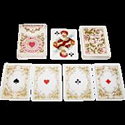 """Dondorf Playing Cards, """"Rokoko"""" No. 158, c.1890"""