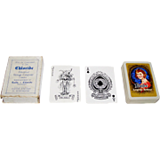 "Universal ""Exide Long Life Battery"" Playing Cards, Chloride Electrical Storage Company Ltd"