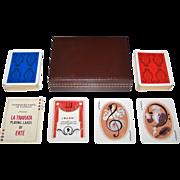 "Double Deck Carta Mundi ""La Traviata"" Playing Cards, Seven Arts for Afred Dunhill, Ltd. Pu"