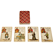 "Grimaud ""Le Petit Cartomancien"" Fortune Telling Cards, c.1890"