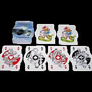 """Drukkerij Twigt """"Bergschenhoek"""" Novelty Advertising Playing Cards, Jan de Borst Designs, L"""