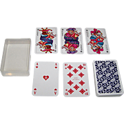 "ASS ""Hörzu"" Playing Cards, H.M. Mieling Designs, c.1979"