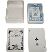 "ASS ""Philipp Otto Runge"" Playing Cards, Phillip Otto Runge Designs, c.1977"