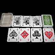 "Coeur ""Felix-Karte"" Playing Cards, Barsch & Prehn Designs, c.1966"
