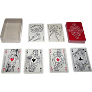 "Van Genechten ""Bayer"" Playing Cards, c1963"