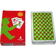 "Ampelmann ""Falschspieler"" Playing Cards, Ampelmann GmbH Designs"