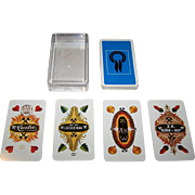 "Bielefelder ""German Mining Industry"" Skat Playing Cards, c.1975 [Recent Edition of VSSF De"