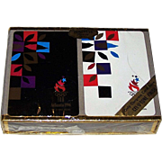 "Double Deck USPC/Fournier Congress ""Atlanta Olympics"" Playing Cards, c.1996"