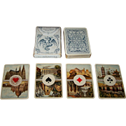 "Dondorf ""Club Kartes"" aka ""Cartes du Beau Monde"" Playing Cards, Dondorf No. 133, c. 18"