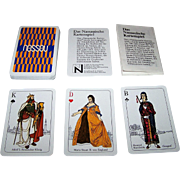 "F.X. Schmid ""Das Nassauische Kartenspiel"" Skat Playing Cards, c.1985"