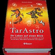 """Freiburg Bauer """"Ihr Leben auf einen Blick ; die effektive Kombi-Methode aus Astrologie und T"""
