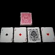"Dondorf ""Poker"" Playing Cards, Standard English Pattern, 32-Card Deck, c.1910"