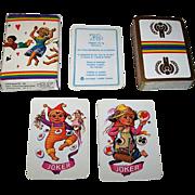 "Carta Mundi ""Year of the Child"" Playing Cards, Turnhout Wereldcentrum van de Speelkaart Pu"