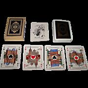"Speelkaartenfabriek Nederland ""Noord Brabant"" Playing Cards, Jan Wijga Designs, c.1943"