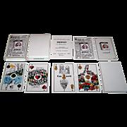 """Siegfried Heilmeier """"Umwelt"""" (""""Environmental"""") Skat Playing Cards, Hand Colored, Ltd."""