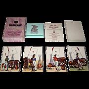 """Edizioni del Solleone """"Jeu de Drapeaux"""" Piquet Playing Cards, Limited Edition (195/999), c"""